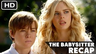 The Babysitter Recap