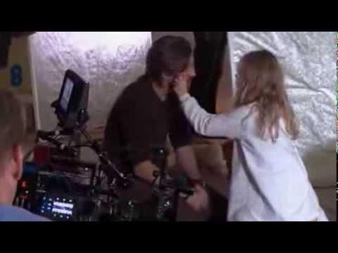 Съемки фильма ужасов  'Мама'  Filming of 'mum'