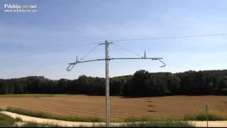 Elektrifikacija železniške proge Pragersko-Hodoš