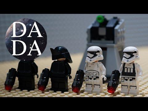 Vidéo LEGO Star Wars 75132 : Pack de combat du Premier Ordre