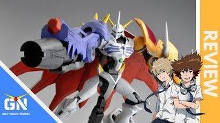 Omegamon Digimon Reboot - Review
