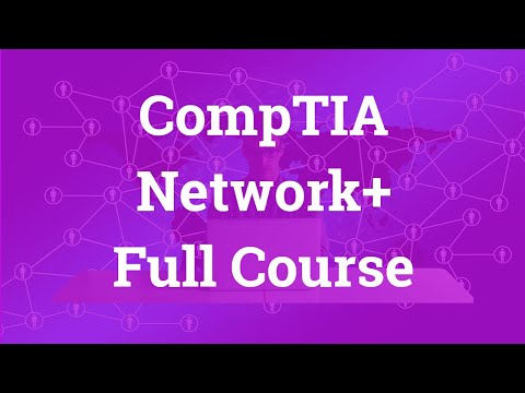 CompTIA Network+ Certification Full Video Course: Part 2 - YouTube