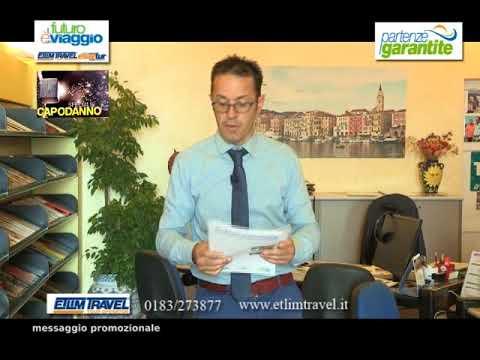MESSAGGIO PROMOZIONALE AGENZIA VIAGGI ETLIM TRAVEL