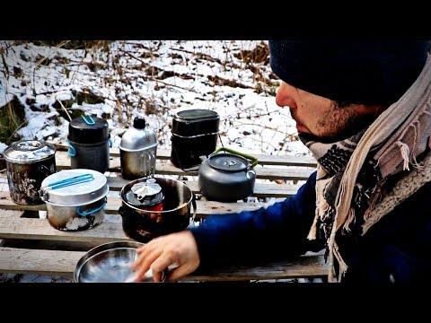 Su pentole stoviglie cucina outdoor bushcraft - PeschoAnvi
