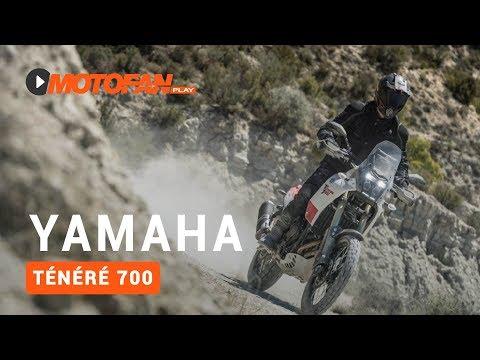 Vídeos de la Yamaha Ténéré 700