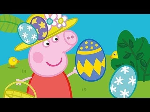 Peppa Wutz 🥕🐰 Frohe Ostern! 🐣🥚 Peppa Pig Deutsch Neue Folgen   Cartoons für Kinder