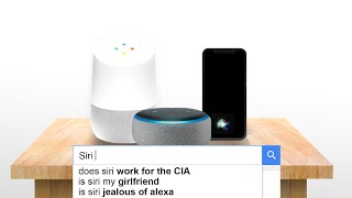 Siri, Alexa and Google Home Answer the Web's Most Searched Questions   WIRED