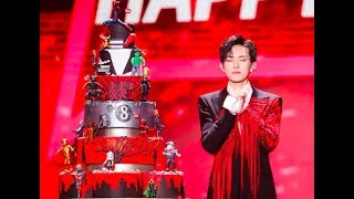 【TFBOYS易烊千玺】燚's生日会直播全程,温暖感动回味无穷【Jackson Yee】