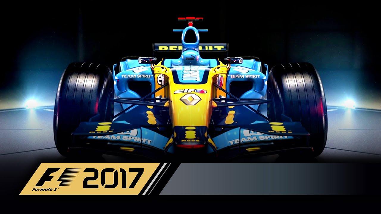 F1 2017: Trailer di presnetazione della Renault di Alonso del campionato 2006