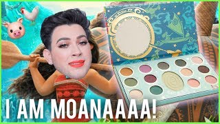 NEW MOANA PALETTE TESTED! She Crossed the Horizon for THIS?!