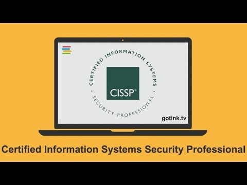 CISSP Certification (Certified Information Systems Security ...