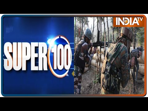 Super 100: Non-Stop Superfast | June 15, 2020 | IndiaTV News