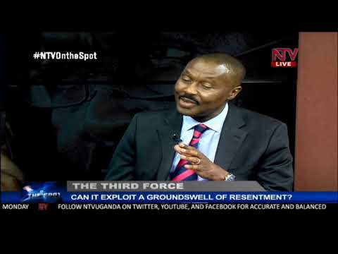 ON THE SPOT: Can Muntu's third force exploit a groundswell of resentment?