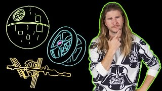 Would the Death Star Need Artificial Gravity? (Because Science w/ Kyle Hill)