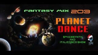mCITY - FANTASY MIX SERIES 203 - PLANET DANCE 2O17