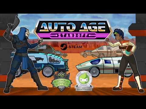 AUTO AGE: STANDOFF (2017 Launch Trailer) thumbnail