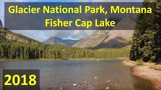 Fishercap Lake, Glacier National Park