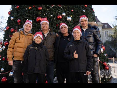 Ботев Пловдив Ви пожелава Весели Празници!