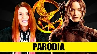 Los Juegos del Hambre Tercermundistas | PARODIA: Hunger Games | QueParió! ft. Raiza Revelles