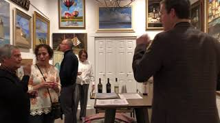 H. Hargrove opening reception at the Broad Street Gallery in Red Bank