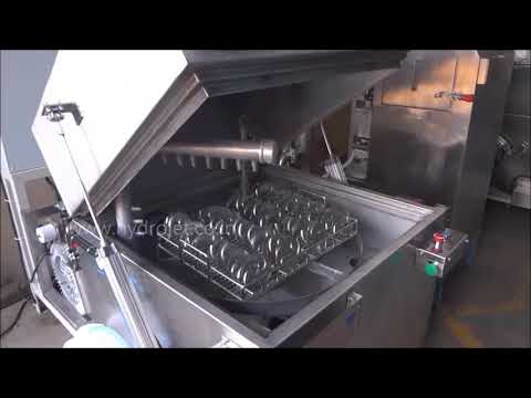 Top Loading Rotary Component Washing Machine