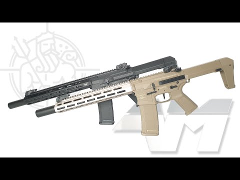 POSEIDON PUNISHER 5 / Airsoft Unboxing (Film by Airsoft Mike)