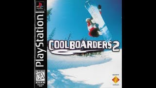 PS1: Cool Boarders 2 (HD / 60fps)