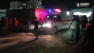 Irak: Un nou incendiu devastator într-o structură medicală COVID-19, cel puţin 52 de morţi