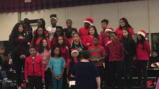 Plainfield's Maxson Middle School Chorus