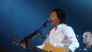 Paul McCartney - You Won't See Me live Berlin Waldbühne 14.06.16