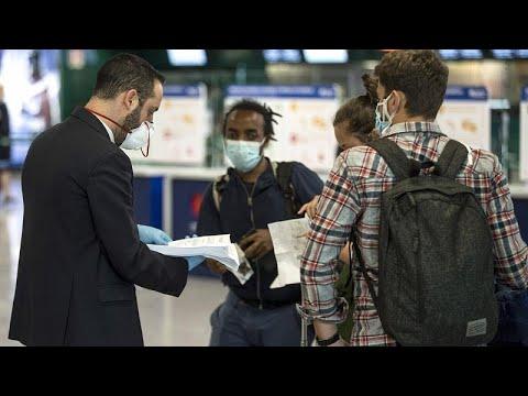 COVID-19: Κλείνει τα σύνορα της η ΕΕ – Δραματική αύξηση κρουσμάτων στην Ευρώπη…
