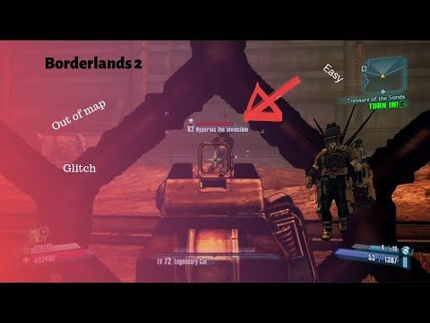 Download Borderlands 2 Hyperius The Invincible Made Easy Video 3GP