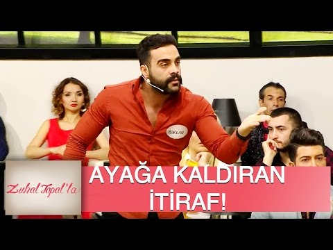 Zuhal Topal la 40. Bölüm (HD) | Luvrita dan Şok Yaratan İbrahim İtirafı!