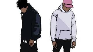 XXXTENTACION - ILOVEITWHENTHEYRUN ft. Ski Mask The Slump God (Remix) (Prod. blakkhazrd)