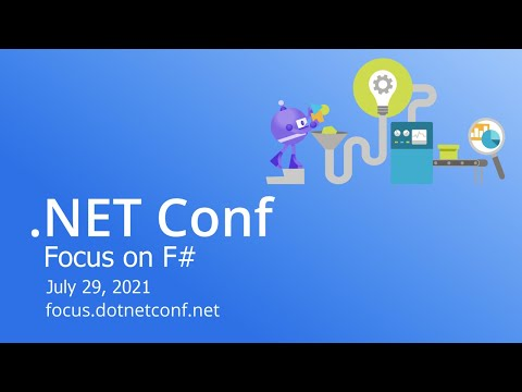 .NET Conf: Focus on F#
