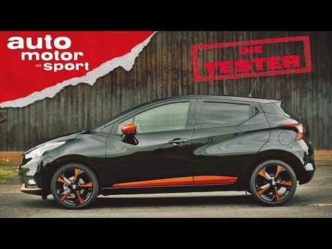 Nissan Micra 0.9 IG-T: Auf dem Oktoberfest sind 0,9 Liter zu wenig - Die Tester | auto motor & sport