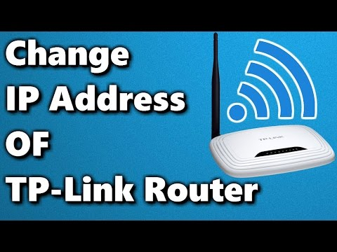 How to Change the IP Address of TP-Link Router ✔