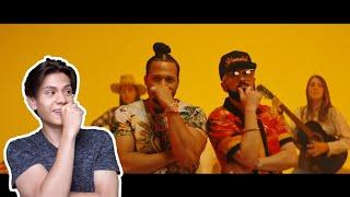 El Alfa, Yandel, Myke Towers   Dembow Y Reggaeton (Video Oficial) (Reacción)