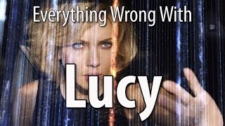 Everything Wrong With Lucy In 15 Minutes Or Less