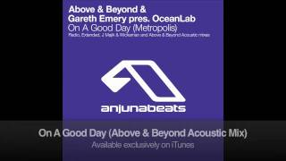 "Above & Beyond pres. OceanLab ""On A Good Day (Above & Beyond Acoustic Mix)"""