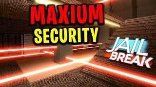 Roblox Jailbreak New Prison Island New Maximum Security Prison Island Roblox Jailbreak New Update