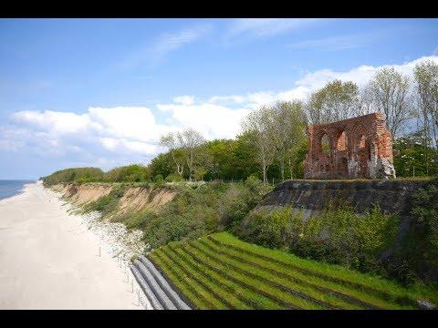 Ostseebad Rewal in Polen - ein Travelnetto Video über Ort und Schmalspurbahn