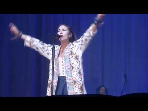 """O' Lord""...Lauren Daigle LIVE...Houston, TX...10/27/18"