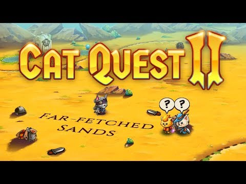 Cat Quest II - Looking into the de-tails! thumbnail