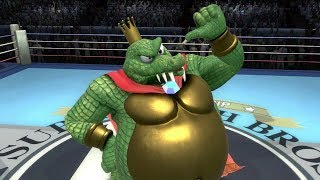Live Reaction to King K. Rool In Smash Ultimate!!