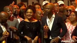 Babo Ngcobo Bekungeke Kwenzeke Konke Lokhu Best Gospel Artist Award