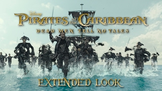 Pirates of the Caribbean: Dead Men Tell No Tales - Official Trailer 2