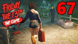 [67] Fireworks Power!!! (Let's Play Friday The 13th The Game)