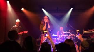 The Happy Song (Snippet) - JoJo I Am JoJo Tour Live at Social Hall, San Francisco November 24, 2015