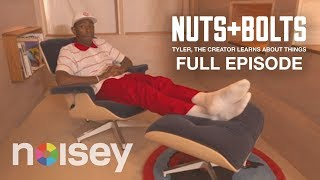 Tyler, the Creator Does Furniture | Nuts + Bolts Episode 6